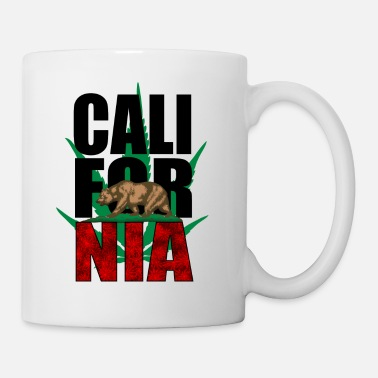 Californie Californie - Mug blanc
