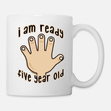 Production Year GP19B-FIVE YEAR BABY PRODUCTS - for 5 years! - Mug
