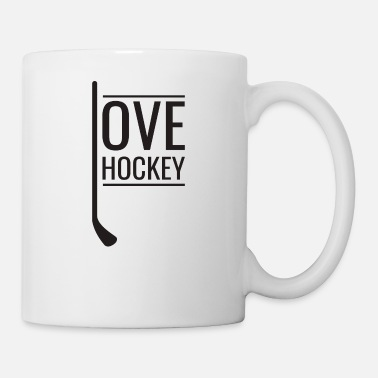 Foul ice Hockey - Mug