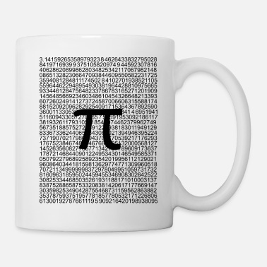 PI High Quality for Nerds - Mug