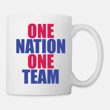 National Team ONE NATION ONE TEAM - Mug