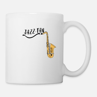 Jazz-Fan - Tasse