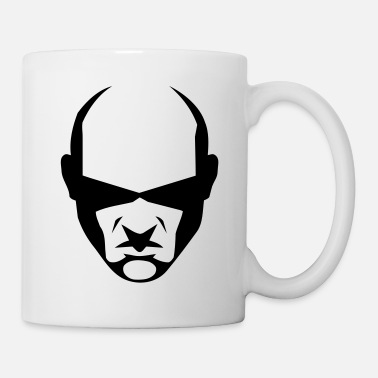 balded head - Mug