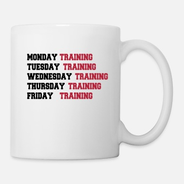 Training Training week - Mug
