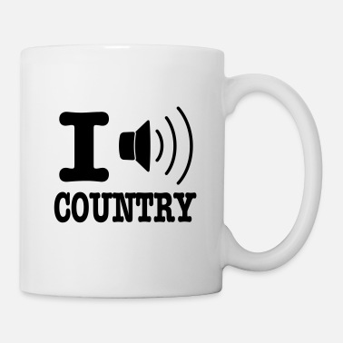 Country I music country / I love country - Tazza