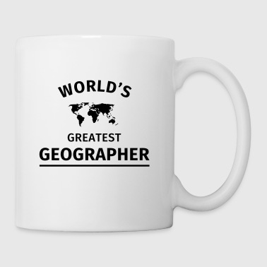 World's Greatest Geographer - Tasse