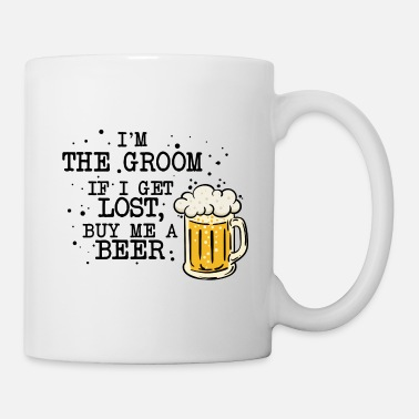 Bachelor Party Toast beer polterer bachelor party - Mug