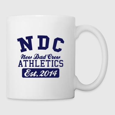 New Dad Crew Athletics 2014 - Mug