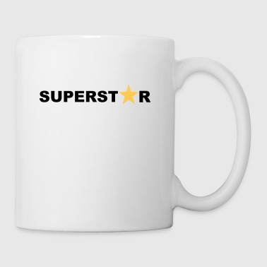 Superstar - Mugg