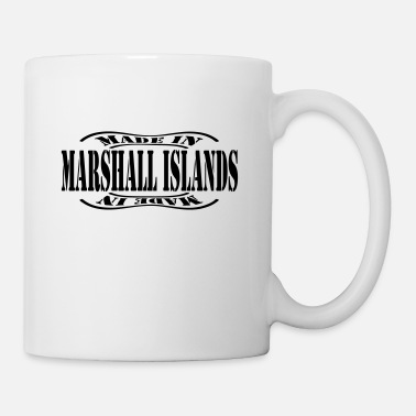 Marshall made in marshall islands - Kop/krus