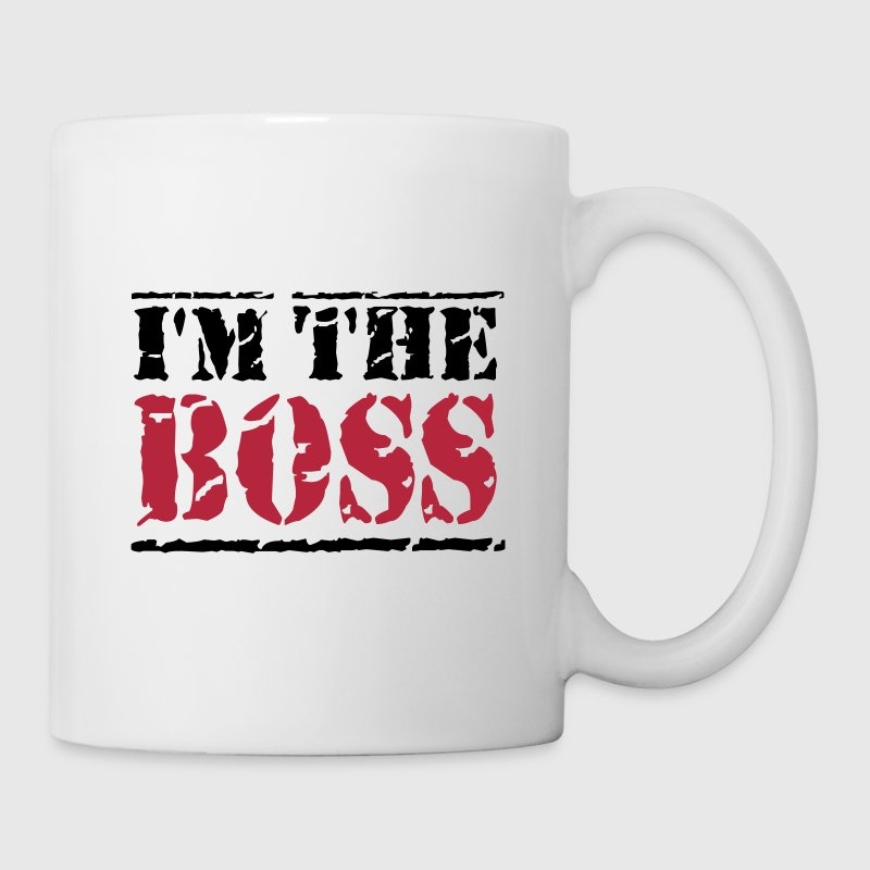 I'm the Boss - Taza