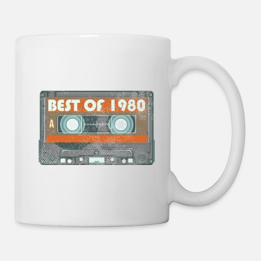 Best Of Cassetta BEST OF 1980 - Tazza