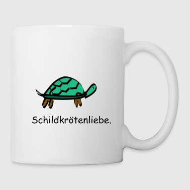Turtle love turtle tanks love - Mug