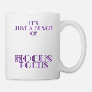 Trick Or Treat Costume d'Halloween drôle et cool Tee Hocus Focus - Mug