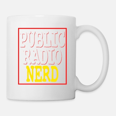 Family Public Radio Nerd tee design for you and your - Mug