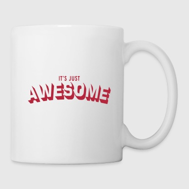 just awesome - Mugg