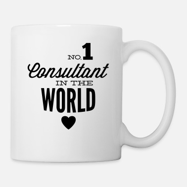 Consultant Best consultant of the world - Mug