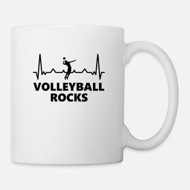 Steps Sport volleyball libero team team - Mug