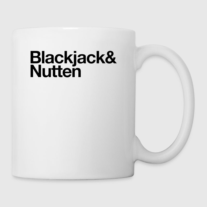 Blackjack & Nutten - Tasse