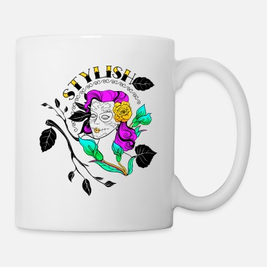 Hot Girl Girl Style Hot Girl - Mug