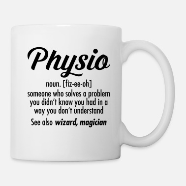Physiotherapy Physio Definition - Mug