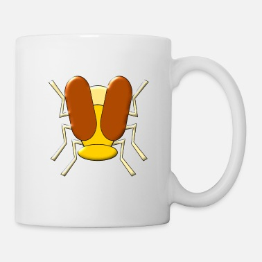 Fly Insect Fly Flying Insect Fly Flying - Mug