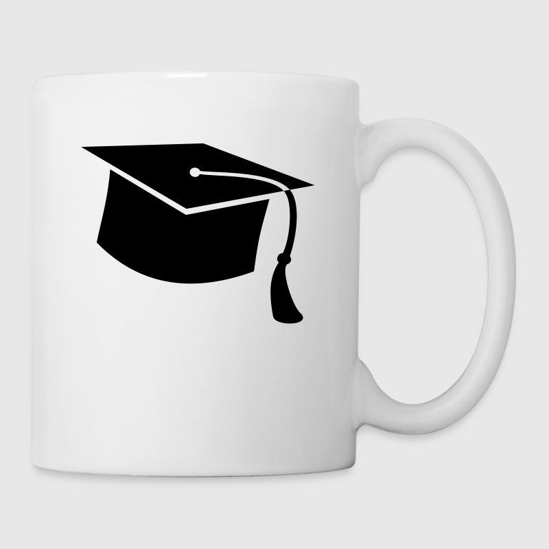 graduate PhD student High school Graduation Party - Mug