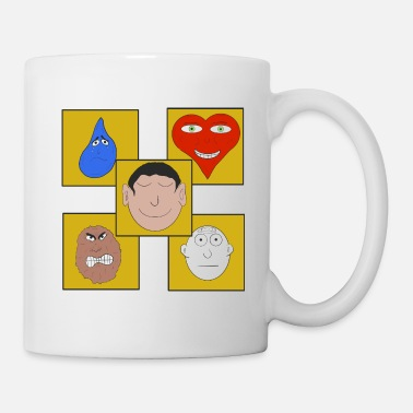 Emotion Emotions - Tasse