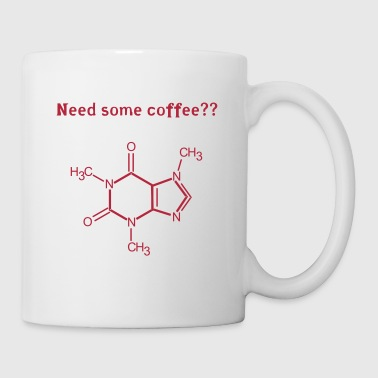 need_some_coffee - Tazza