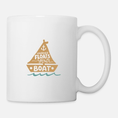 Potato Whatever your boat moves. - Mug