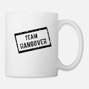 Hockey Team hangover beer friends party drink gift idea - Mug