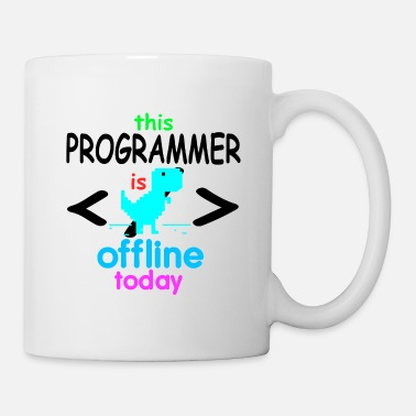 Computer Science Programmer coder software developer computer - Mug
