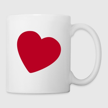 little heart ES - Taza
