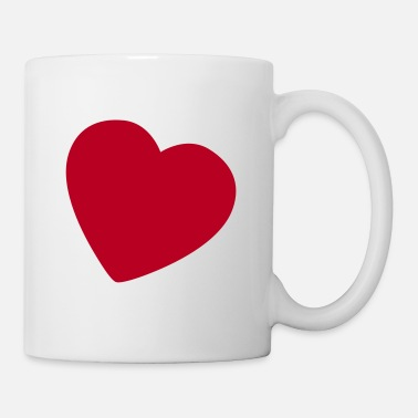 Cuore little heart ES - Taza