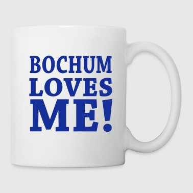 BOCHUM LOVES ME! - Tasse