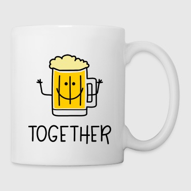 Better Together Partnerlook (Part2) Beer bier - Mok