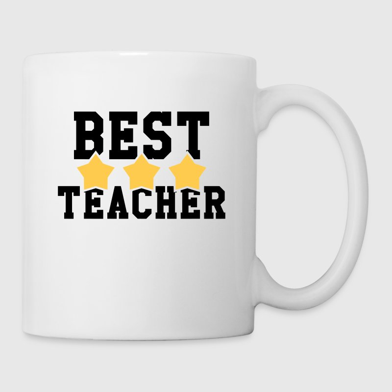 Best Teacher - Taza