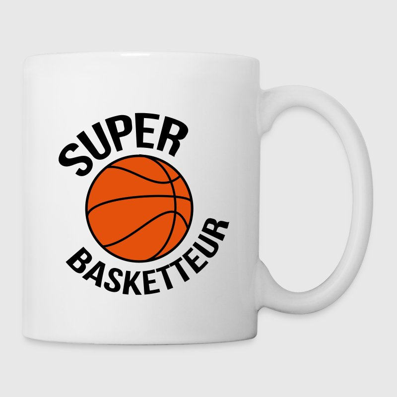 Super Basketteur / Basketball / Basket ball - Taza