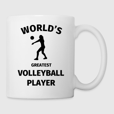 World's Greatest Volleyball Player - Tazza