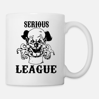 League Serious League - Mug