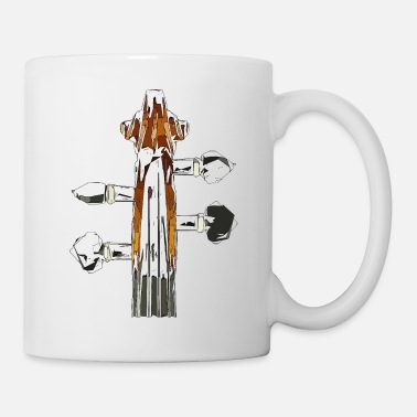 Fiddle Fiddle jagged - Mug