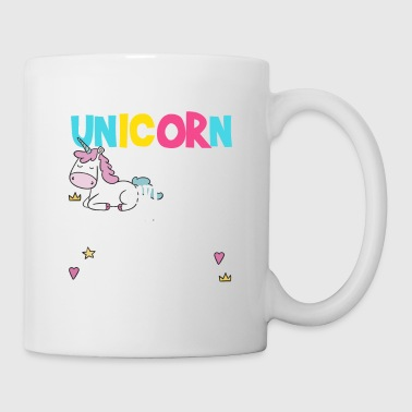 Unicorn Shirt · Unicorn · Unicorns · Glitter - Kubek