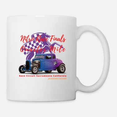 Bolide Nitro Race Finals de Jackseven Customs - V8 - Mug
