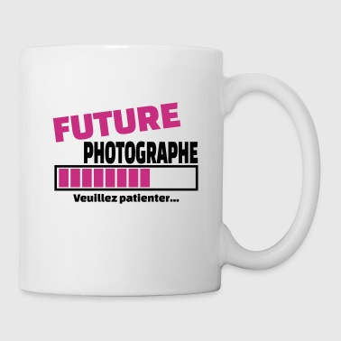 Photographe future photographe - Mug blanc