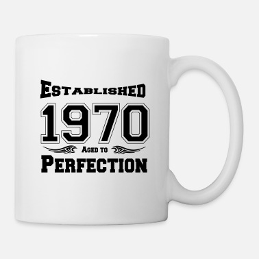 Established 1970 Established - Tasse