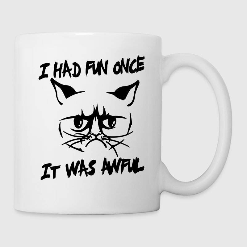 I had fun once, it was awful T-Shirts - Mug