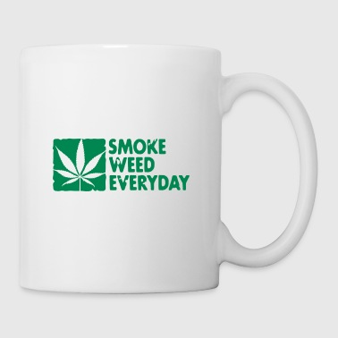 smoke weed everyday boxed - Mug