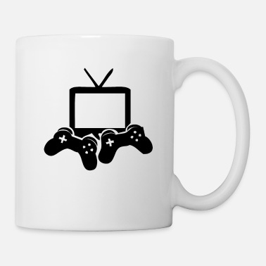Game Video Games icon games Gamer gaming console - Mug