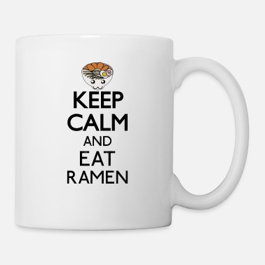 Restaurante Ramen Quiet Staying Noodle Soup Japón Regalo - Taza