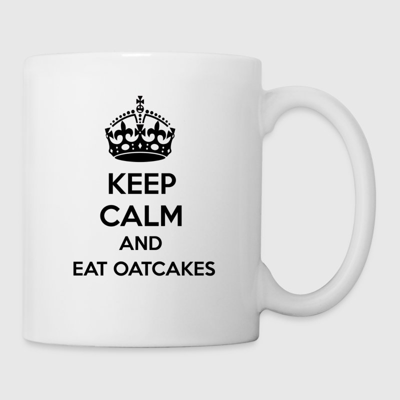 Keep Calm and Eat Oatcake - Mug